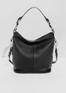 amp  Other Stories - grain  leather hobo bag - Dresscodes  leatherhobobags  diy hobo e58bb08a0c05f