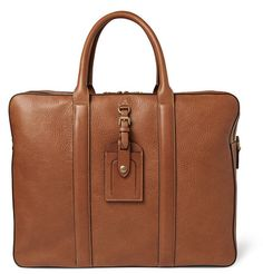 Mulberry Matthew Leather 24-Hour Bag | MR PORTER  Visit Milkybeer.com for genuine handmade leather bags
