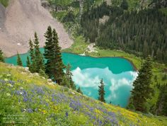 Blue Lake in Colorado, EUA http://youtu.be/ZDM1jNA9cx0 http://youtu.be/JgvhnizlYh0?t=1m40s #Colorado #Lake #BlueLake