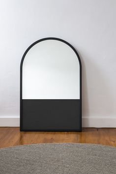 Bofred is a furniture and product design company. Bofred offers a selection of mirrors including the Half Mirror. Furniture, Black Mirror, Home Decor, Mirror Decor, Mirror