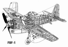 Grumman F8F Bearcat - RC Groups