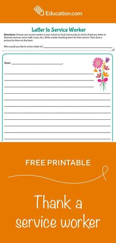 Teach your kids the value of gratitude with this cool letter template! 3rd Grade Social Studies, Social Studies Worksheets, 2nd Grade Worksheets, Writing Worksheets, 2nd Grade Activities, Writing Activities, Learning Resources, Writing Practice, Writing Skills