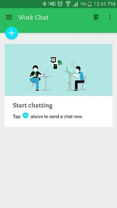 Evernote for android work chat empty state