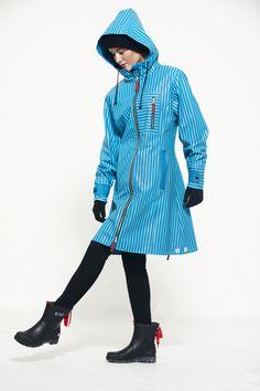 57557 - Bruk piler høyre/venstre for å bla til neste/forrige bilde Rain Wear, Colorful Fashion, Cl, Colour, Design, Style, Pictures, Color, Swag