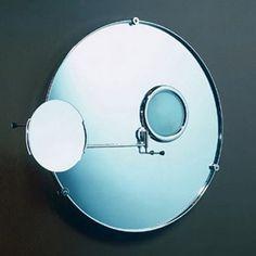 Timeless. Perfection. on my list. Eileen Gray Designs: Eileen Gray Satellite Mirror