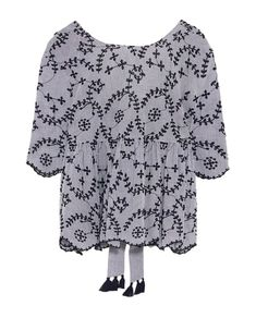 TOP WITH CUTWORK EMBROIDERY-Blouses-SHIRTS | TOPS-WOMAN | ZARA United Kingdom