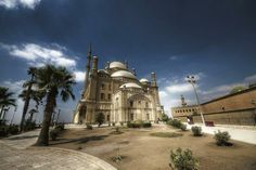 Saladin Citadel, Cairo, Egypt