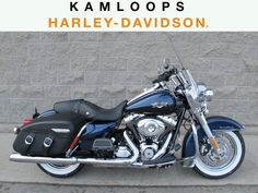 2013 Harley-Davidson® FLHRC - Road King® Classic  KamloopsHD.com