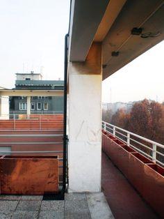 """Restauro di """"Casa Rustici"""" - Condominio di C.so Sempione, 36 Milano - Milano nei Cantieri dell'Arte"""