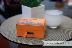 Geldgeschenk zur Hochzeitsreise Papierkoffer Afrika