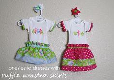 onesie dresses