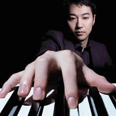 "Who is this guy, you ask?  He's Yiruma, whose song ""River Flows Through You"" was supposed to be part of the Twilight soundtrack, but eventually wasn't.  It's a great song, however."