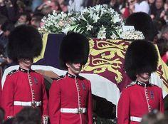 Commemorating Princess Diana's death