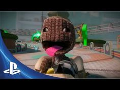 LittleBigPlanet™ Karting Gamescom Trailer