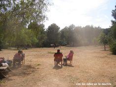 El parque de Les Cansalades