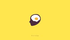 Brainy Egg #Logos #2015