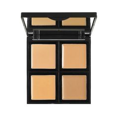 e..f. Foundation Palette ($6) ❤ liked on Polyvore featuring beauty products, makeup, face makeup, foundation and beauty