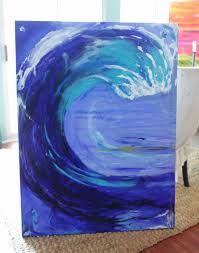 wave painting - Google Search