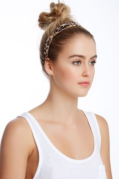 Cara Accessories | Cara Accessories Leopard Headband | Nordstrom Rack