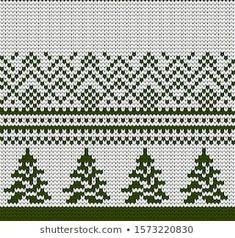 Gala titmouse'in Stok Fotoğraf ve Görsel Koleksiyonu Knitting Charts, Knitting Patterns Free, Knit Patterns, Christmas Knitting, Christmas Cross, Fair Isle Chart, Scandinavian Pattern, Willow Weaving, Fair Isle Knitting