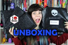 Unboxing DarkSide Books #02