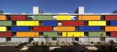 Imagen 21 de 37 de la galería de 82 Viviendas en Carabanchel / ACM Arquitectos. Fotografía de David Frutos