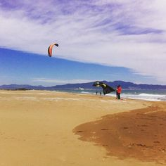 Again blows at #santperepescador this is the best spot in Catalonia come and join with us #Impulse #2M #school #kitesurf #paddleboarding #ski #snowboard #fun