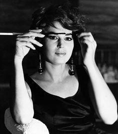 Silvana Mangano, Italia 1930 - 1989, attrice.