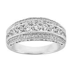Fred Meyer Jewelers | 1 ct. tw. Diamond Anniversary Ring