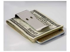 Fancy - Duck Bill Money Clip