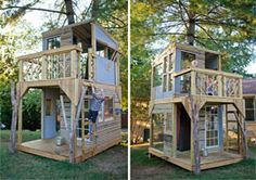 The Coolest Treehouse Ever Eilas Blog