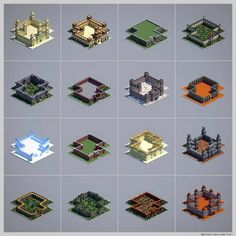 Post with 23104 views. 2017 World-o-Walls (Redux) Minecraft Wall, Minecraft Castle, Minecraft Medieval, Minecraft Plans, Minecraft Tutorial, Minecraft Blueprints, Minecraft Crafts, Minecraft Structures, Minecraft Buildings
