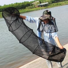 Cheap fishing net, Buy Quality mesh fish directly from China monofilament nets Suppliers: Sougayilang High Quality Super Strong Fishing Net PE Material Black Color Drive-In Net Monofilament Small Mesh Fish Net Fishing Tools, Fishing Equipment, Fishing Lures, Fly Fishing, Fishing Tackle, Fishing Outfits, Fishing Shirts, Rod And Reel, Fishing Accessories