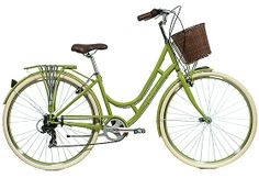 Raleigh Cameo Womens Hybrid Bike (it's really a cruiser. Don't be fooled by the name). DREAM BIKE!