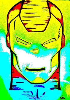 Iron Man, Freed Art