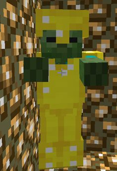 A zombie in budder armor.  NOOOOOOOOOOOOOOOOOOOOOOOOOOOOOOOOOOOOOOOOOOOOOOOOOOOOOOOO!!!!!!!!!!!!!!!!!!!!!!!!!!!!!!!!!!!!!!!!!!!