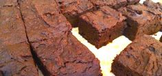 Sweet Potato Brownies (They're Gluten-Free!) Sweet Potato Brownies, Winter Dishes, Grilling, Grill Party