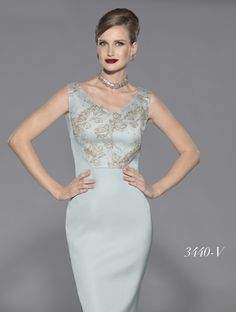 Modelo 3440 de Teresa Ripoll | vestido para madrina | colección 2014-2015