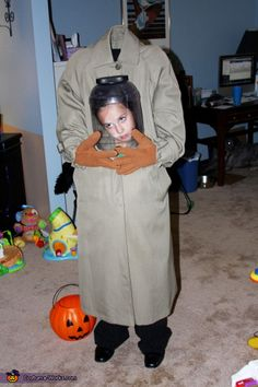 65 coolest diy illusion costumes scary halloween - Scary Diy Halloween Costumes