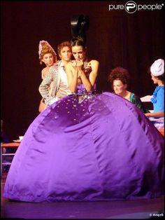 Mikelangelo Loconte : Mozart - Melissa Mars : Aloysia Weber © Angeli
