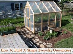 How To Build A Green House – A Website For All The Ideas You Will Ever Need