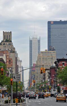 Manhattan, New York City - Watzijzegt.com