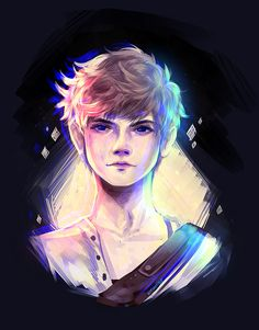 Newt fanart♥ so cool!!
