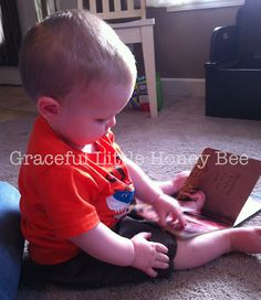Easy ways to teach your toddler about Jesus!