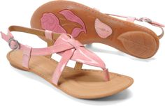 Love these Light Pink Sandals