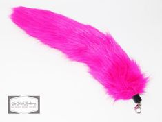 Rainbow Bunny Rabbit Bob Tail Clip On Tail One Size Childrens Adults Luxury Fur