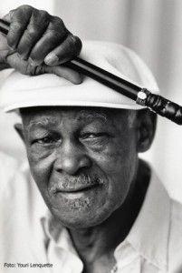 Ibrahim Ferrer. Buena Vista Social Club. You visited the cities that I was living in, and about 3 times I couldn't see you on the stage. Saw BVSC live later - wasn't the same w/o you but was still good. Rest in peace.