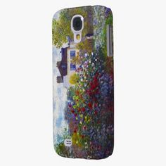 It's cute! This The Garden of Monet at Argenteuil Claude Monet Samsung Galaxy S4 Case is completely customizable and ready to be personalized or purchased as is. Click and check it out!
