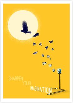 """Image of Sharpen Your Imagination"" by Tang Yau Hoong"