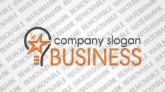 Business Company Logo Templates by Logann Business Company, Business Logo, Company Logo, Sale Logo, Web Themes, Logo Templates, Slogan, Logo Design, Logos